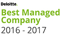 Best Managed Company