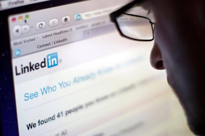 Dein Profilspruch auf Linkedin