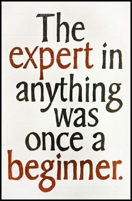 from beginner till expert