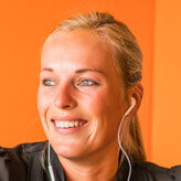 Sanne, java-trainee