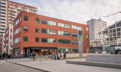 Studentenuitzendbureau Leiden